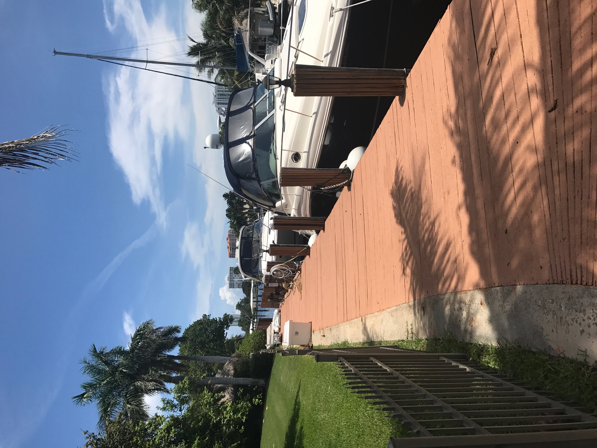 Protected Interior Point Lot on Extra Wide Canal- Private 24 Hour Access Just South of Atlantic Blvd in Pompano Beach